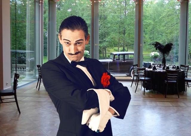 Video: Der Spaßkellner Luigi Peperoni