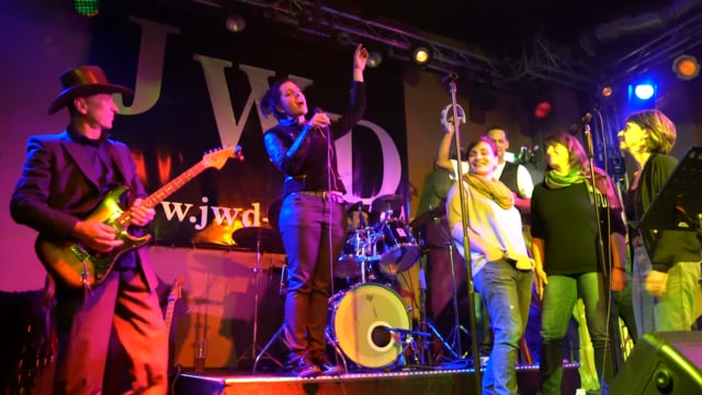 Video: Blue Lane Band - live in JWD