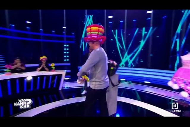 Video: Fernsehauftritt bei RTL2