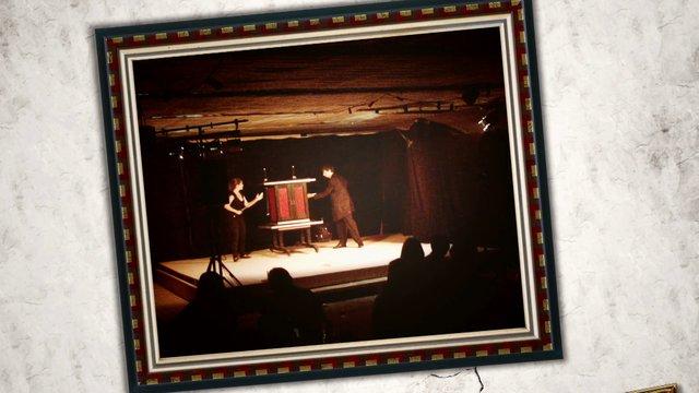 Video: Zauberer Dominic Bernath - Unterhaltung für Ihren Anlass