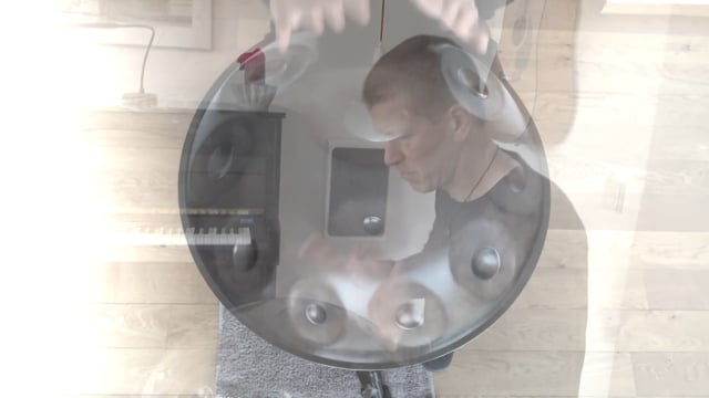 Video: HANDPAN-Sequence #1 - April Wind