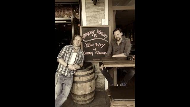 Video: Jason & Johnny - Blame it on me, George Ezra - Cover