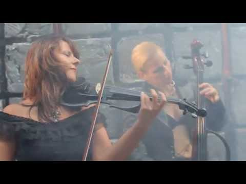 Video: Show mit electric violins
