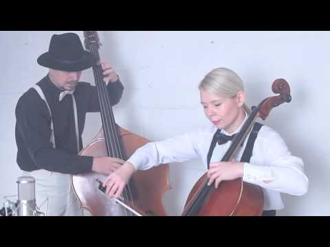 Video: ONLY YOU The Platters - Cover by OldWine - Cello - Double Bass