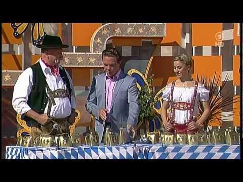 Video: Happy Bavarians bei - Immer wieder Sonntags - ARD 2011 Kuhglockenspieler