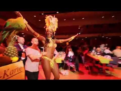 Video: Samba Show - Der Walk Act (Trommler & Tänzerinnen)