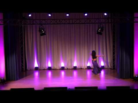 Video: Modern Balady. Dilara als Gast bei der Show in Siegen.