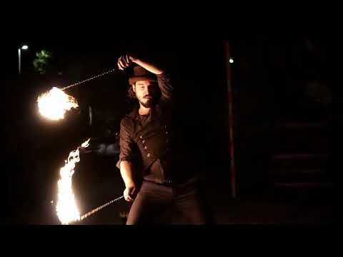 Video: Feuermaler Art & Flames