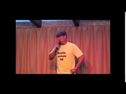 Video: Ackermann on Stage