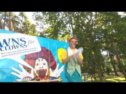 """Video: NDR Portrait """"Clown aus Leidenschaft"""""""