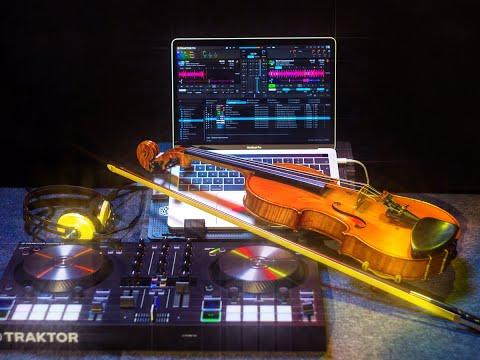 "Video: DJ & Strings ""I will survive"" Dialog Quartet"