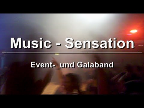 Video: Music Sensation - die Event- und Galaband