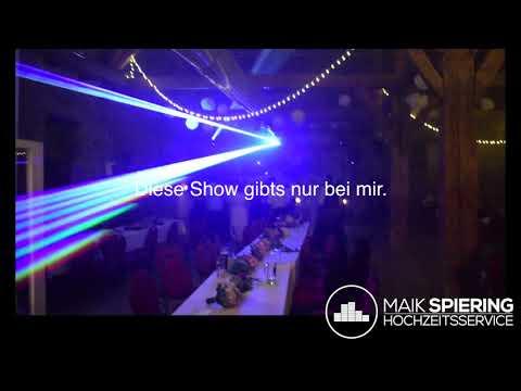 Video: Das besondere für Ihr Event ist meine Lasershow.