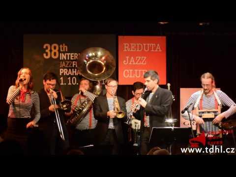 Video: The Dixie Hot Licks - Live in Reduta, 38.Internationales Jezz Festival Prague 2016