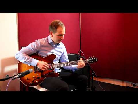 Video: Jazzduo Leipzig plays: It Could Happen To You (Jimmy Van Heusen)