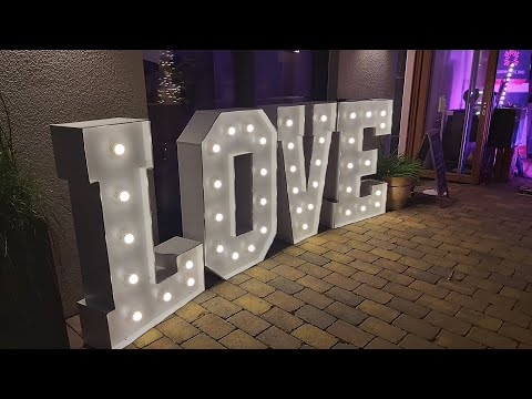Video: Wedding-Trailer 2021 - Trauung - Sektempfang - Party am Abend