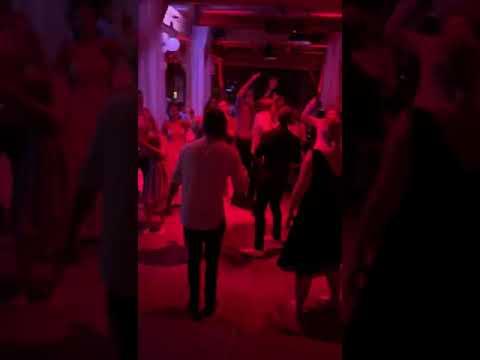 Video: Live Saxophon Sound, Tanz-Party