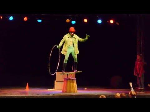 Video: Franz - der Knallfrosch in Höchstform