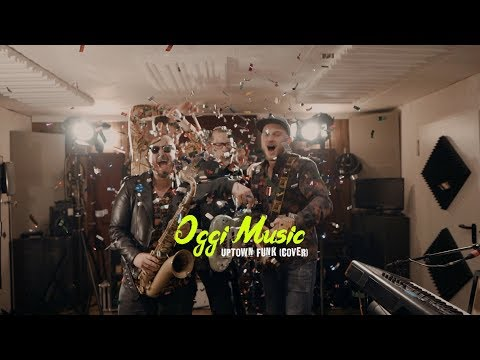 Video: Oggi Music (5er-Combo) - Uptown Funk Cover