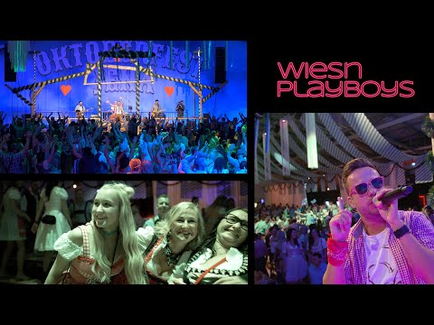 Video: WIESN PLAYBOYS (Oktoberfestband & Partyband) - Live 2018