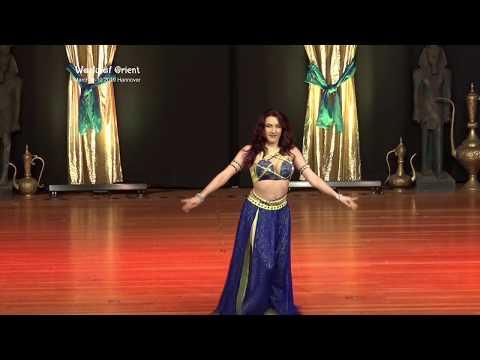 Video: Jasmin - Zu Gast auf der World of Orient 2019 in Hannover