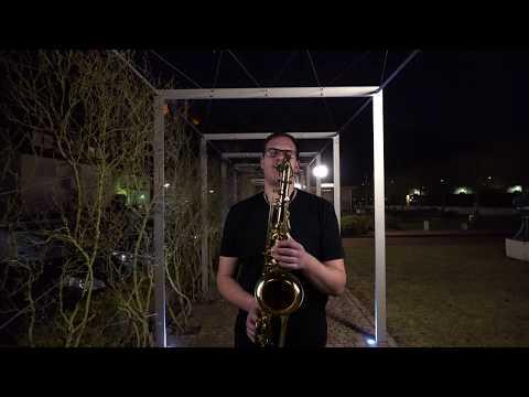 Video: Bert Kämpfert - Wunderland Bei Nacht (Saxophon Cover By JoeAndSax)