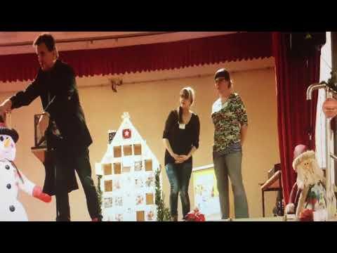 Video: Mark von Hannover - Mentalmagier, Ausschnitte der Benefizgala für das Kinderhospitz Tambach-Dietharz