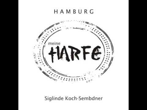 Video: Sarabande - Bach - Harfe solo - live