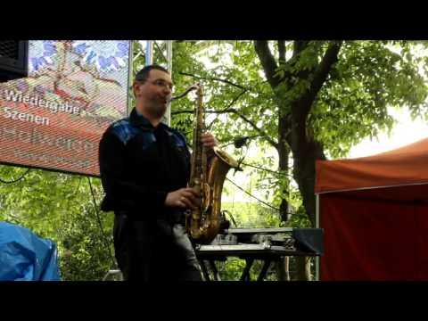 Video: Saxophonist Vladi Pop-Soul