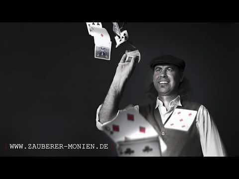 Video: Zauberkünstler Monien 2020 live