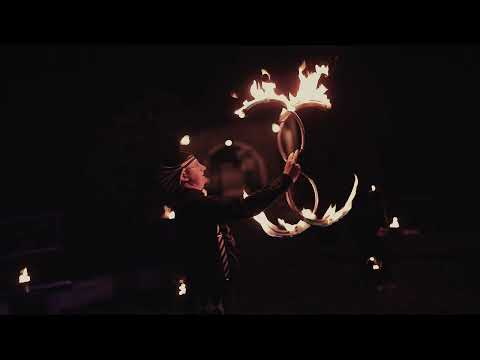 Video: Gaukler Friedrich Feuershow Promo 2021