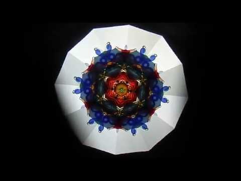 Video: Kaleidoskop von innen 1
