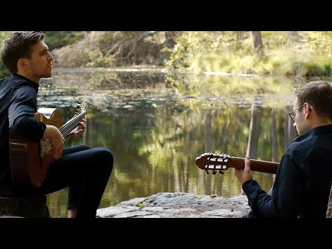 Video: A Thousand Years - Adiemus Guitar Duo