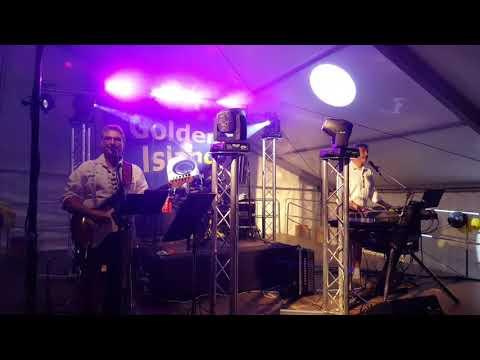 Video: Die Golden Island Band auf dem 30 jährigen Jubiläum der Brastelburger Hütte.