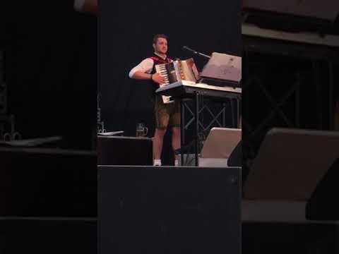 Video: Wir san vom Woid dahoam - Liveaufnahme Schöllnacher Volksfest
