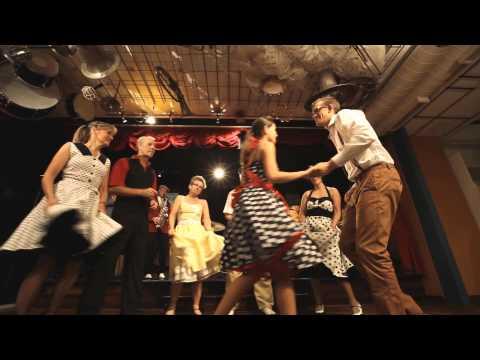 Video: Hot-Jazz-Revival Band mit ihrem eigenen Boogie
