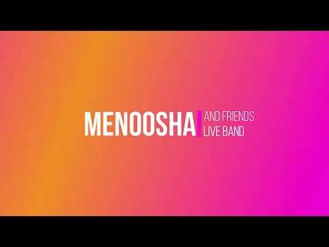 Video: MENOOSHA & Friends | Live Band | Basel, Freiburg, Stuttgart, Strasbourg
