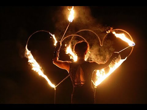 Video: Feuershow Hochzeit