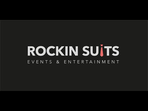 Video: Rockin Suits Livebands, Sänger uvm.
