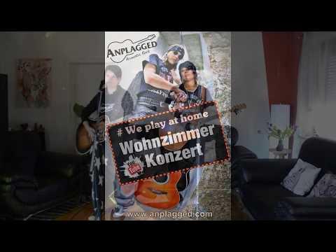 Video: ANPLAGGED Trailer - Cover Songs Wohnzimmerkonzert