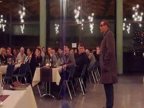 Video: Hausmeister-Show bei  Firmenfeier
