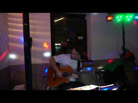 Video: All along the watchtower mit Solo und Looper