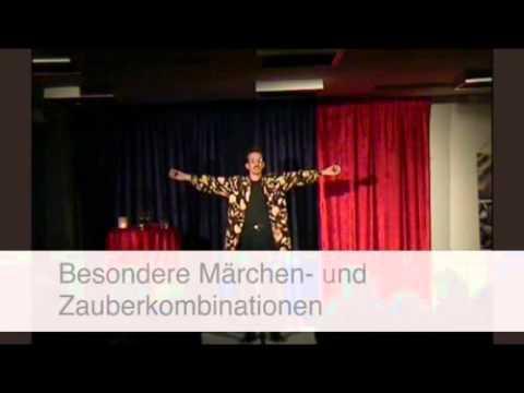 Video: Firmenclip Maerchenerzaehler und Zauberer Hans-Jörg Hubmann