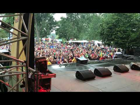 Video: Summerjam 2014 Festival