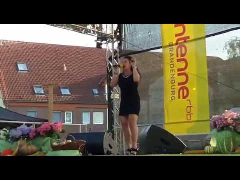 Video: 13. Brandenburger Dorf- und Erntefest in Beerfelde (September 2016)