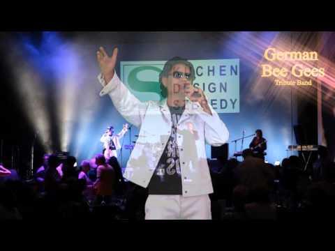 Video:  Bee Gees Covers in der Stadthalle Rosenheim