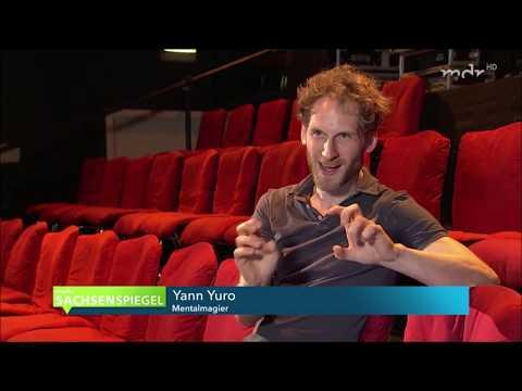 """Video: Yann Yuro im TV - """"Wettstreit der Magier"""""""