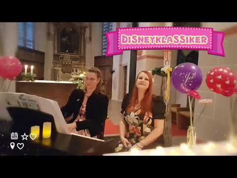 Video: Hochzeitssängerin Gabriele Golsch - Die Schöne und das Biest - Disneyklassiker - Cover