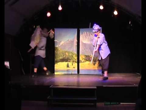 Video: Preview - quer Beet: bayerische Show, Volkstanz, moderne Interpretation, Persiflagen, Tradition