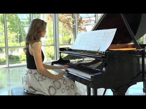 Video: Lyric Piano - Lullaby for Baby Isaac